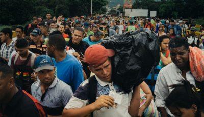 مهاجرت از ونزوئلا شدیدتر از مهاجرت از سوریه