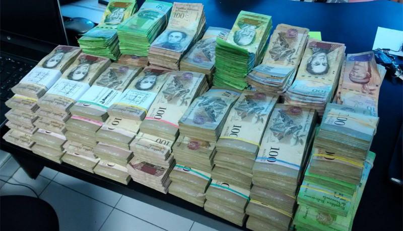 پولهای دیجیتال باری از اسکناس بولیوار