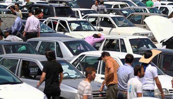 کاهش ۷ میلیونی قیمت خودرو در هفتهای که گذشت