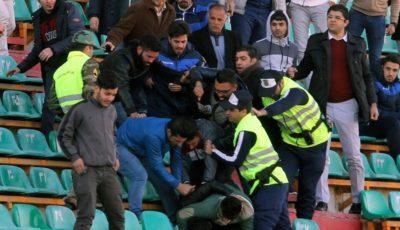 فعلا نباید خشونت در فوتبال را به اقتصاد ربط داد