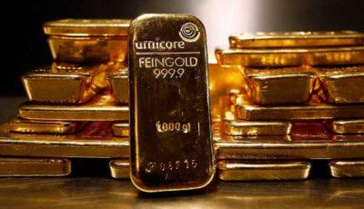 قیمت طلا ۳ دلار افزایش یافت