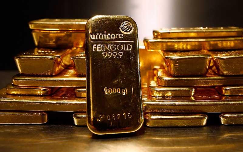 ذخایر طلای روسیه به مرز ۲۰۰۰ تن نزدیک میشود