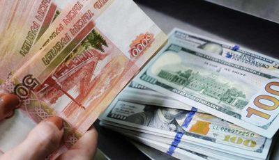 سقوط روبل روسیه به ضعیفترین سطح خود از سال ۲۰۱۶