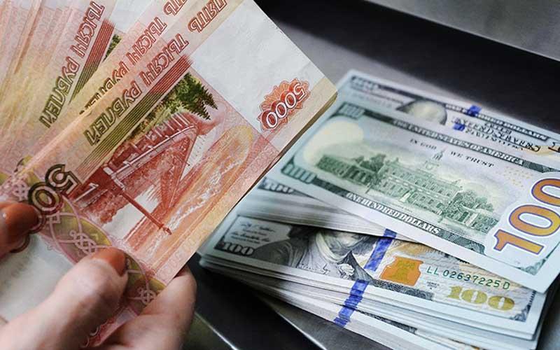 بحران ارزی در روسیه / سقوط ارزش روبل به پایینترین سطح یکسال اخیر