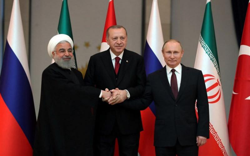 برنامهریزی روسیه برای مبادله با ایران و ترکیه