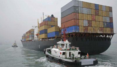 کاهش صادارت آمریکا به چین از زمان شروع جنگ تجاری