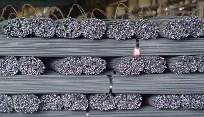 کاهش ۲۵ درصدی قیمت آهن در بازار
