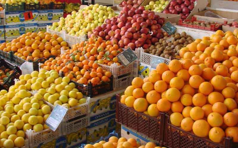 توزیع میوه ارزان برای شب عید آغاز شد