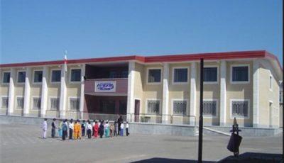 مدرسه ١٠ کلاسه خیرساز در برازجان به بهرهبرداری رسید