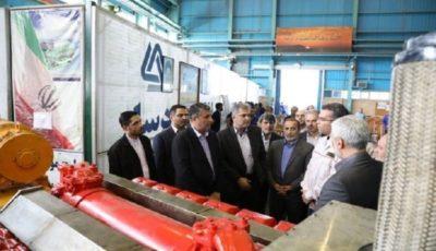ایران به جرگه کشورهای سازنده موتورهای دیزلی پیوست