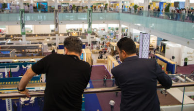 نخستین نمایشگاه بینالمللی اقتصاد و سرمایهگذاری گردشگری افتتاح شد