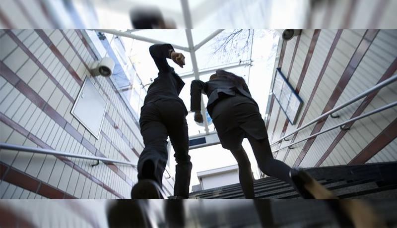 نردبان شغلی دوسویه چیست؟
