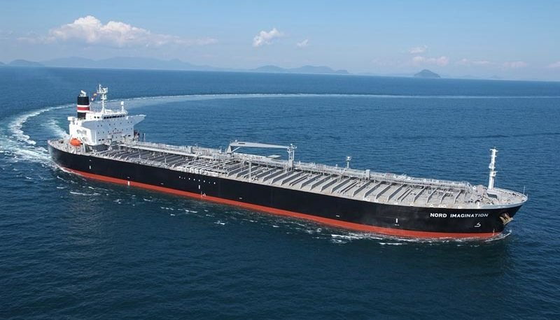 توقیف یک نفتکش انگلیسی در تنگه هرمز توسط نیروی دریایی سپاه