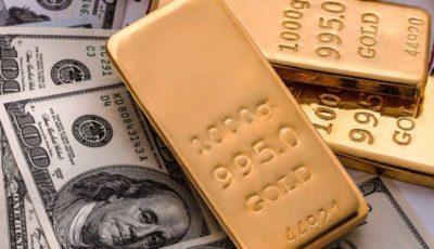 دلار قدرتمند طلا را به پایینترین قیمت ۱۸ ماهه خود رساند