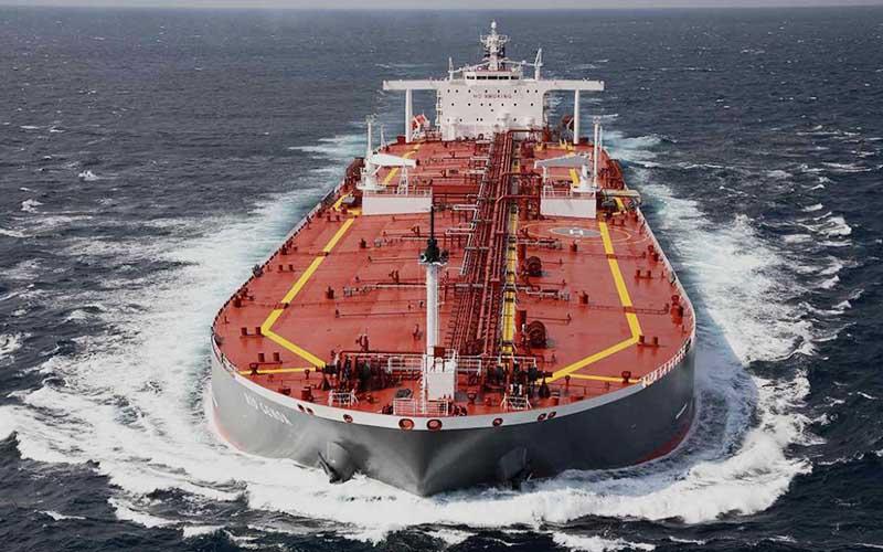 کاهش شدید صادرات نفت ایران
