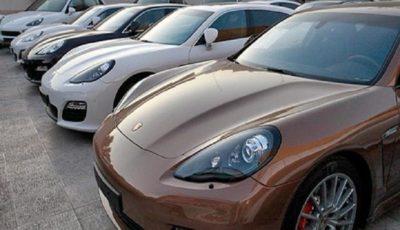 کاهش فروش خودرو در اروپا