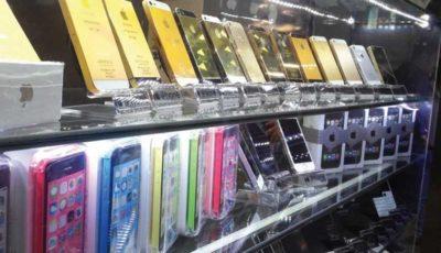 توافق وزارت صنعت و ارتباطات برای واردات تلفن همراه