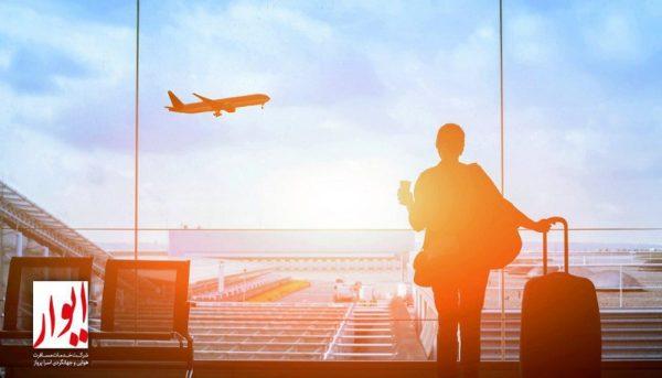 بلیط هواپیما، محبوبترین خدمات ایوار
