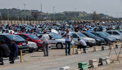 دلیل انبار شدن خودروها در کارخانه تبریز اعلام شد