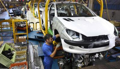 تولید خودرو ۳۸ درصد کاهش یافت