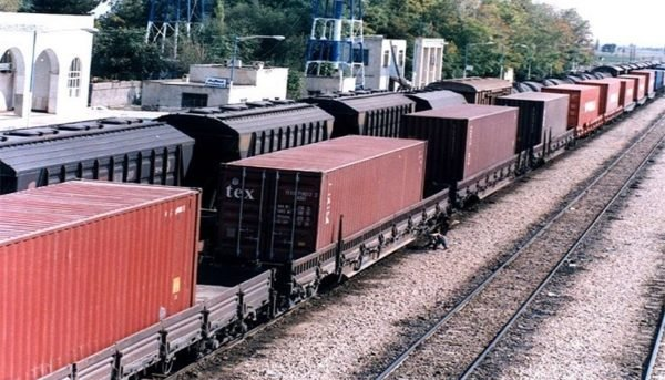 ورود هشتمین قطار تجاری کشور چین از حوزه ریلی اینچهبرون استان گلستان