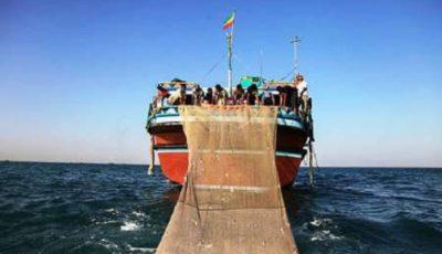 توضیح سازمان شیلات درباره فعالیت صیادان چینی در خلیج فارس
