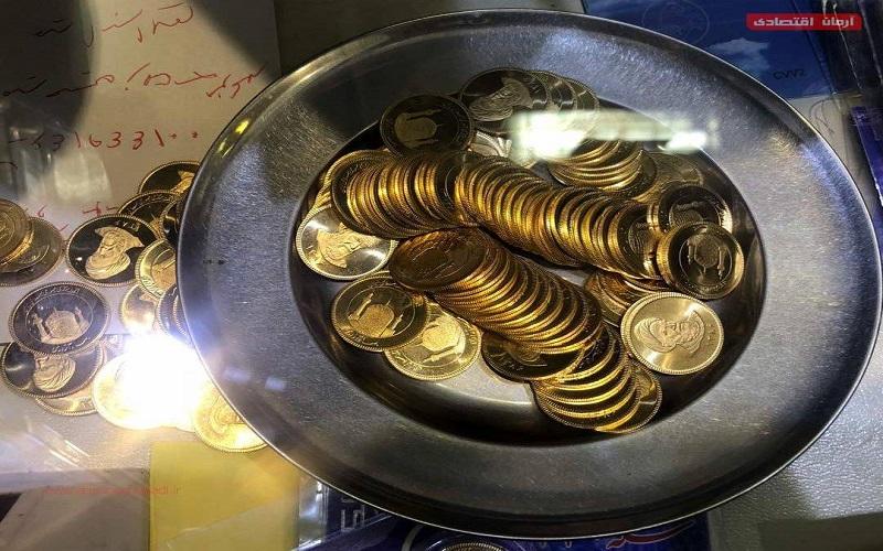 سکه در اولین معامله امروز ۳ میلیون و ۷۰۰ هزار تومان