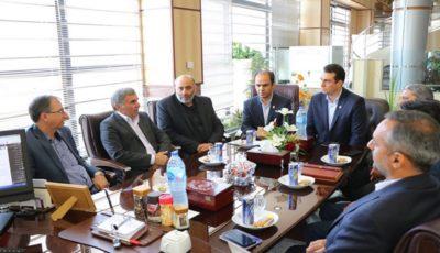 افتتاح باجه بانک ملی ایران در بخش CIP فرودگاه امام خمینی (ره)