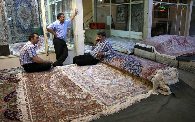 وضعیت نامناسب صنعت فرش ربطی به تحریمها ندارد