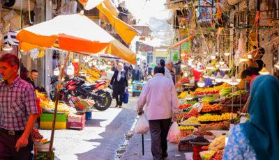 پیشتازان گرانی در سبد خانوار/تورم بیسابقه ۱۳۹ درصدی هندوانه
