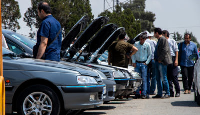 وضعیت عجیب بازار خودرو پس از گرانی بنزین