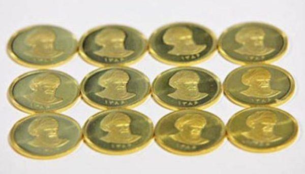 قیمت سکه در اولین معامله چهارشنبه ۲۴ مرداد