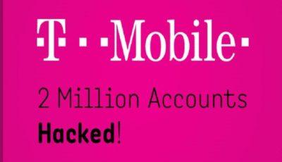 اطلاعات ۲ میلیون نفر از مشترکان تیموبایل هک شد