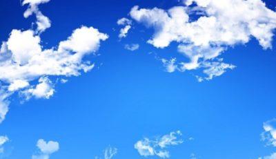 آسمان اغلب مناطق کشور صاف است