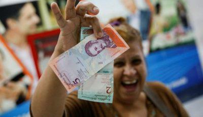اقتصاد متزلزل ونزوئلا؛ حذف ۵ صفر از پول ملی و افزایش ۳۵ برابری دستمزدها