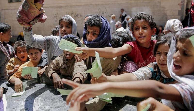 سازمان ملل در مبارزه با قحطی در یمن شکست میخورد