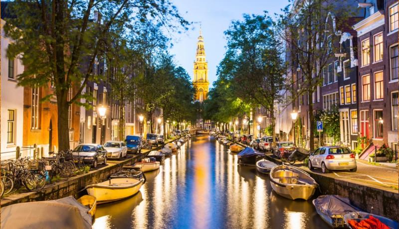 رانت رانتخواری رانتجویی شهر آمستردام هلند