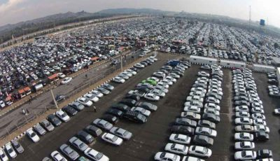 تداوم ممنوعیت واردات خودرو