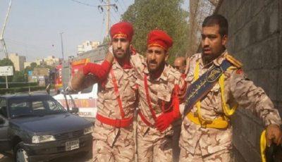 دستگیری ۲۲ نفر از عوامل پشتیبانی کننده تروریستهای اهواز