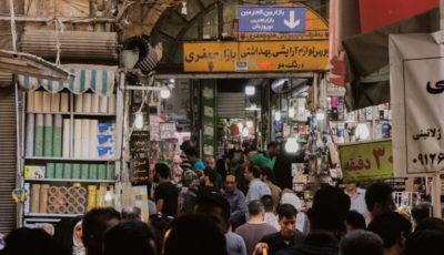 بازگشت رونق به بازار نوروزخان (گزارش تصویری)