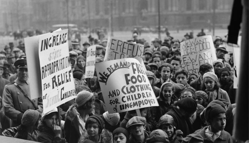 رانت رانتخواری رانتجویی بحران اقتصادی ۱۹۳۰