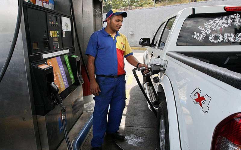 قیمت بنزین در ونزوئلا افزایش مییابد