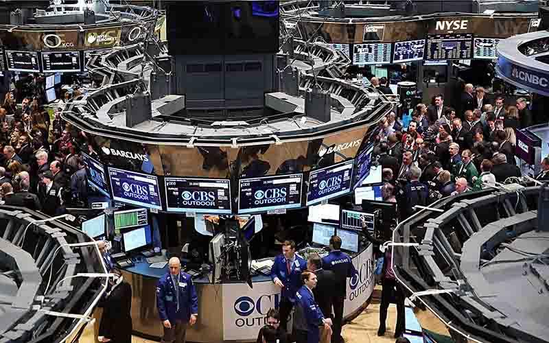 بورسهای بینالمللی در معاملات امروز منفی شدند