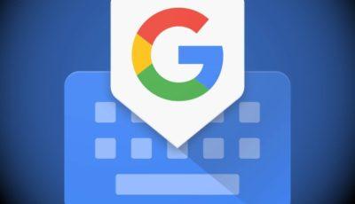 باگ کیبورد گوگل کلمات را اشتباه تایپ میکند