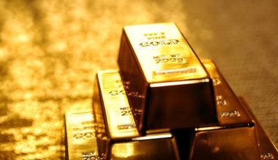 کاهش قیمت طلا در بازار جهانی