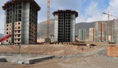 دولت در بیرون شهر خانه میسازد