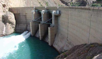 کاهش ۳۳ درصدی ورودی آب به سدهای کشور