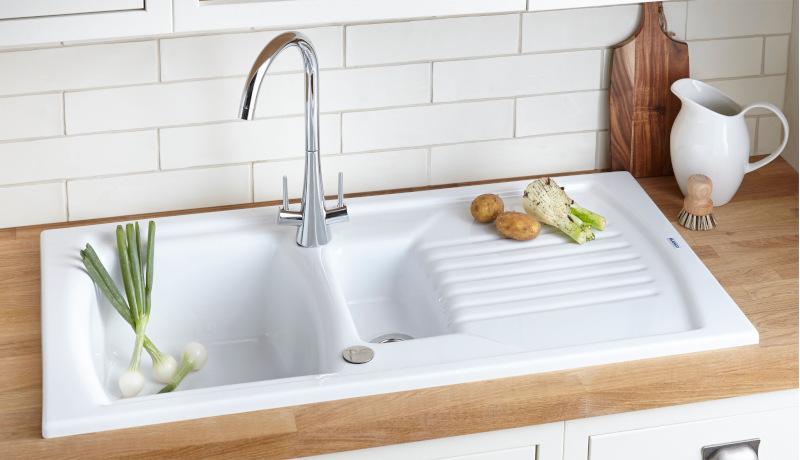 تفکر سیستمی سینک ظرفشویی
