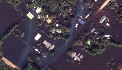ضرر ۵ میلیارد دلاری آمریکا از توفان فلورانس
