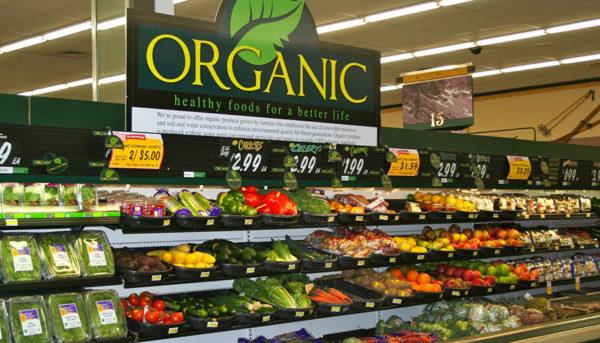 سودجویی با نام «غذای ارگانیک»